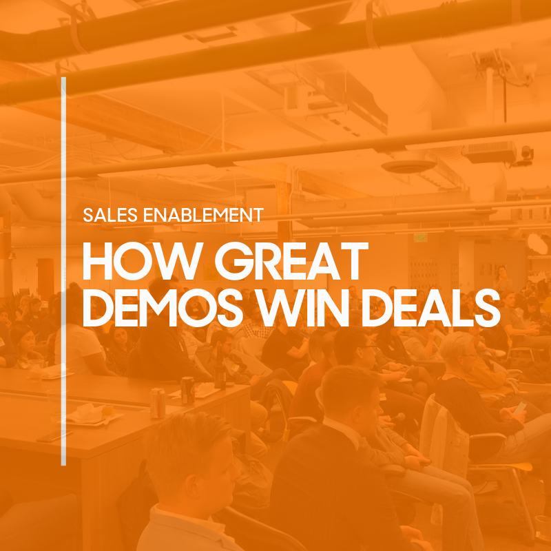 How Great Demos Win Deals